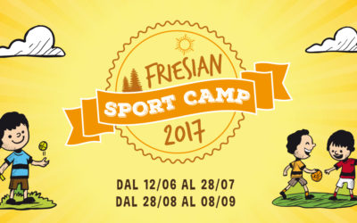 FRIESIAN SPORT CAMP 2017