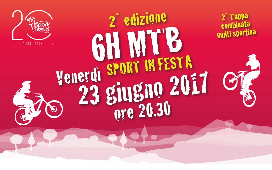 6H MTB – Sport in Festa 2017
