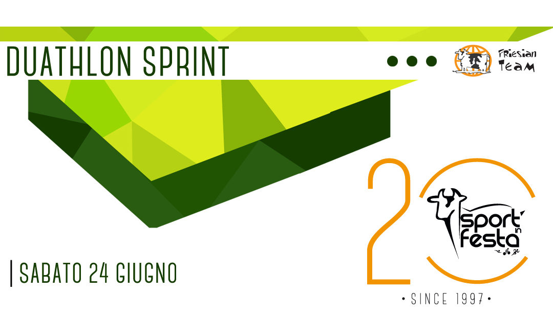 DUATHLON SPRINT – Sport in Festa 2017