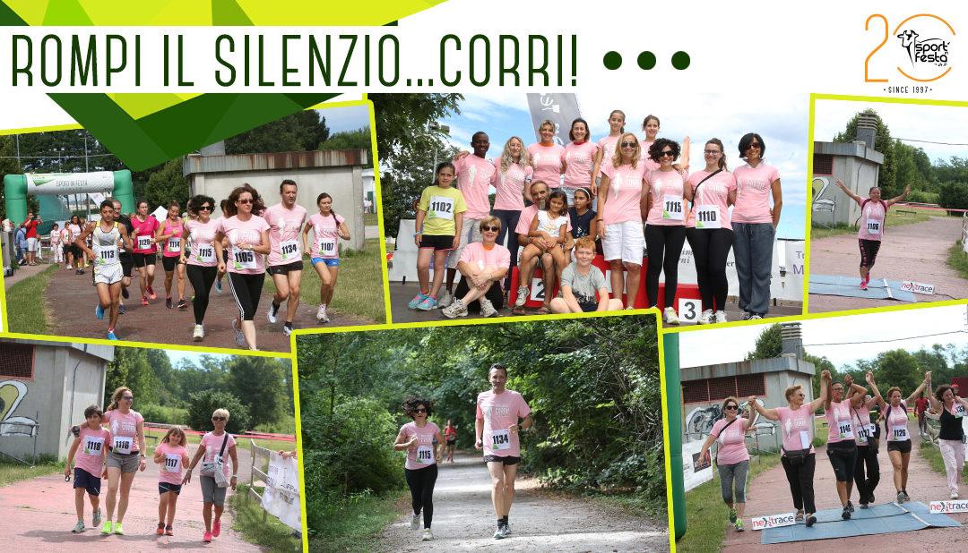 PHOTOGALLERY  – ROMPI IL SILENZIO CORRI ( 2 LUGLIO 2017)