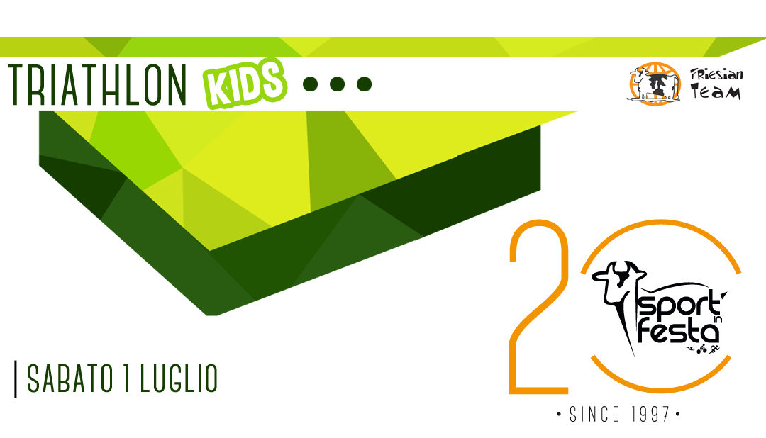 TRIATHLON KIDS – Sport in Festa 2017
