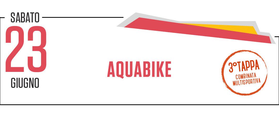 AQUABIKE – Sport in Festa 2018
