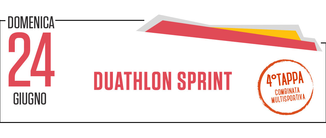 DUATHLON SPRINT – Sport in Festa 2018