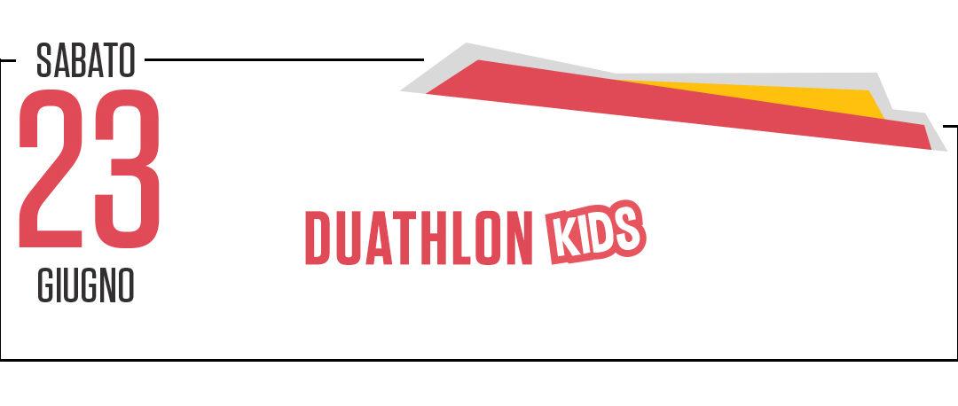 DUATHLON KIDS – Sport in Festa 2018