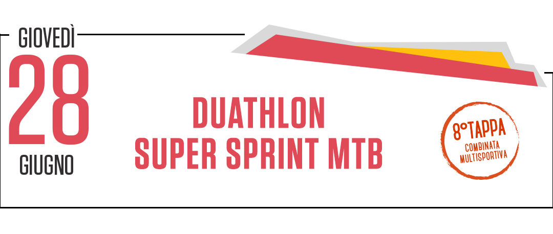 DUATHLON SUPER SPRINT MTB – Sport in Festa 2018