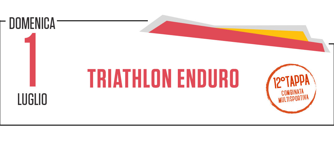 TRIATHLON ENDURO – Sport in Festa 2018