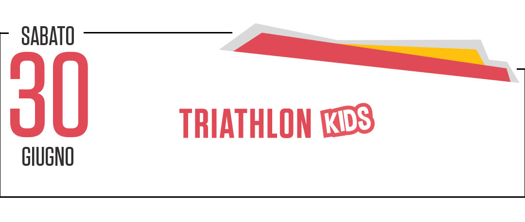 TRIATHLON KIDS – Sport in Festa 2018