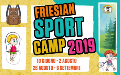 FRIESIAN SPORT CAMP 2019