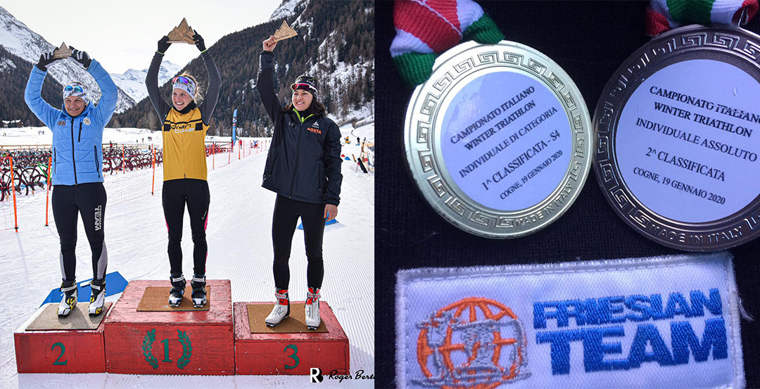 CAMPIONATI ITALIANI DI WINTER TRIATHLON