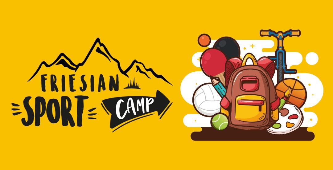 FRIESIAN SPORT CAMP – Si ferma dal 10 al 21 agosto ma riprende il 24 agosto!