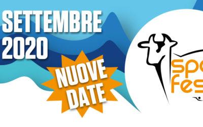 SPORT IN FESTA 2020 – Le nuove date!