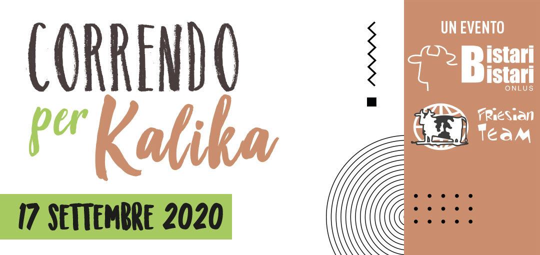CORRENDO PER KALIKA – 17 Settembre 2020