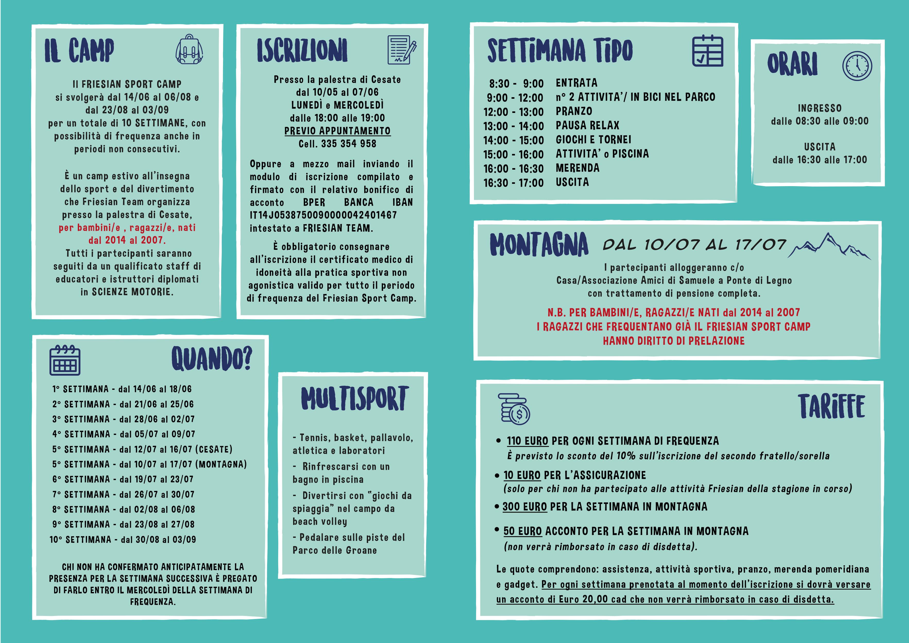 Volantino Friesian Sport Camp 2021_def